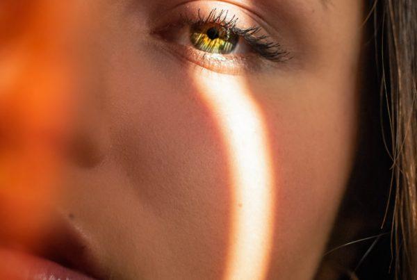 LED Light skin